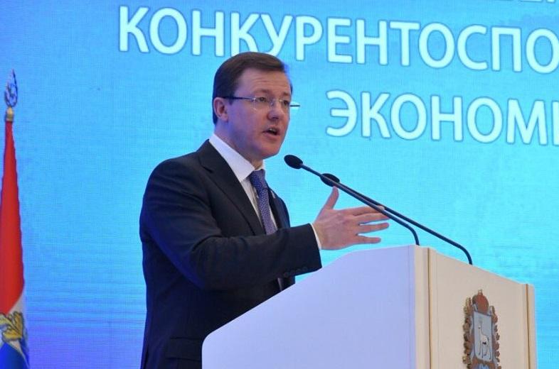 Самарская область получит 22 млрд руб. на реализацию нацпроектов в 2019 году