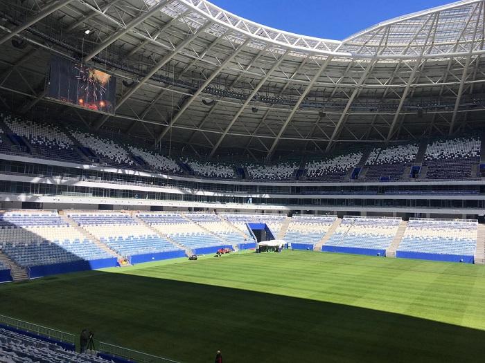«Самара Арена» заняла третье место в номинации «Лучший стадион 2018 года»