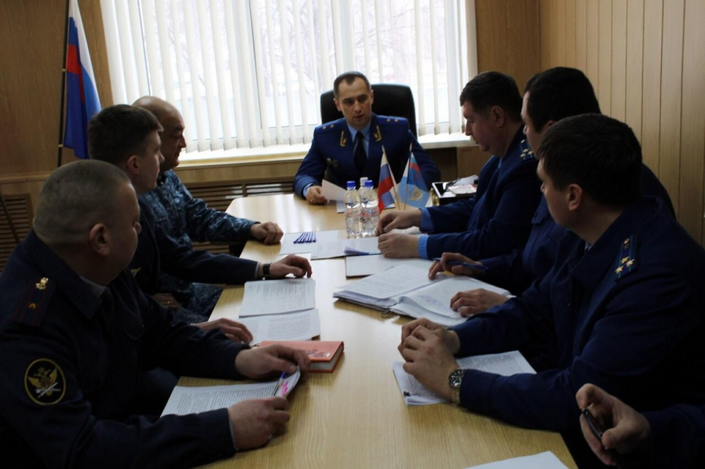 Прокурор региона нашел нарушения во время проверки колонии-поселения № 1 в Тольятти