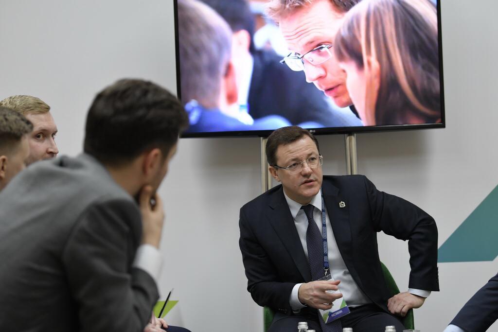 Азаров: В Самарской области на пост министра культуры объявят открытый конкурс