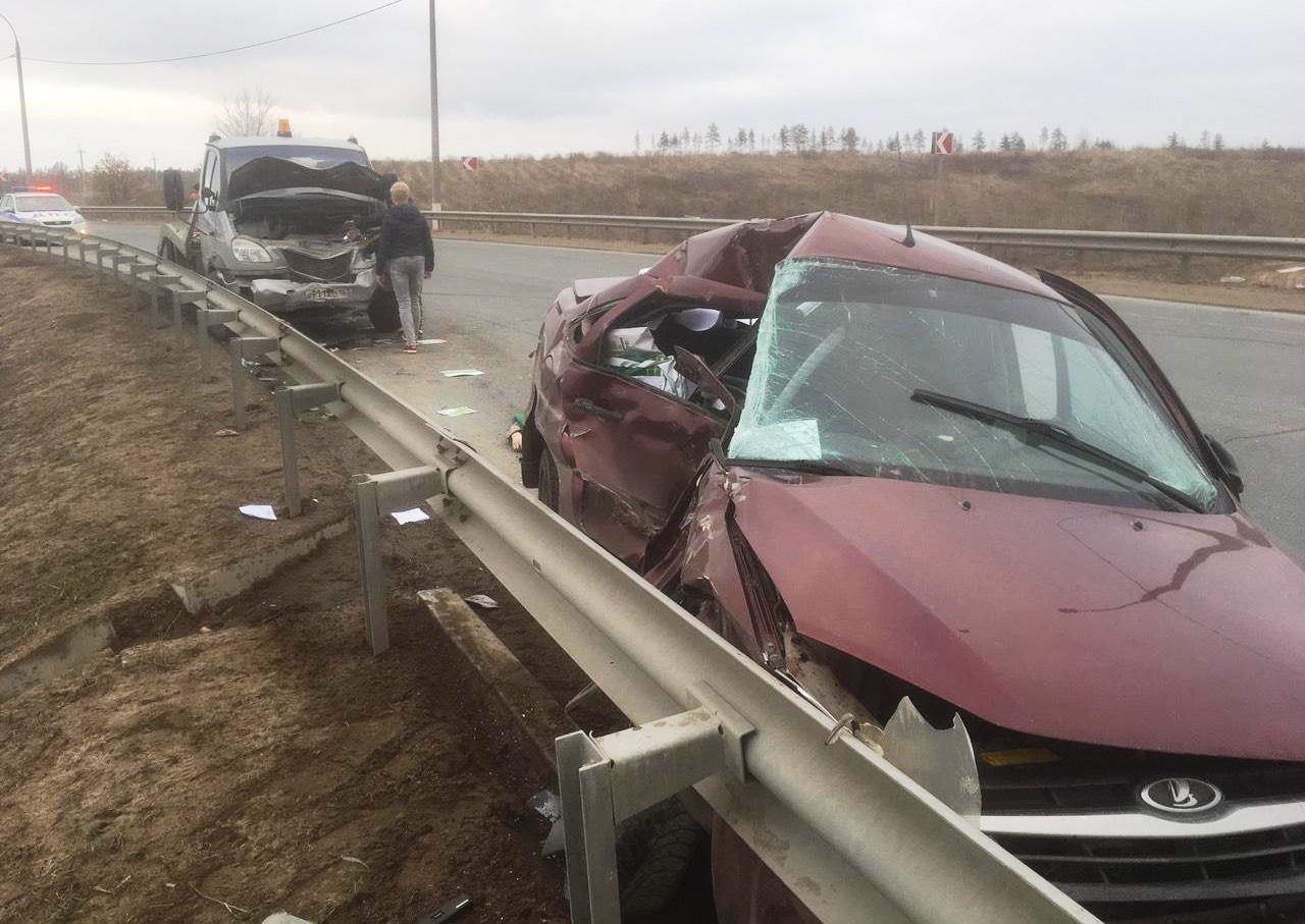 В ГИБДД сообщили подробности аварии с погибшим водителем в Тольятти