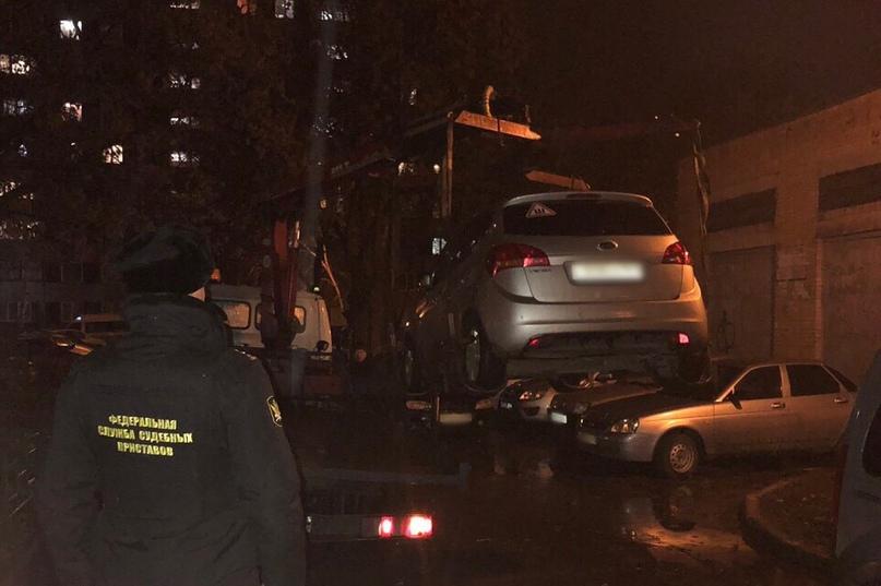 Пытался спрятать авто: Житель Самарской области поручился в банке и остался без «Лексуса»