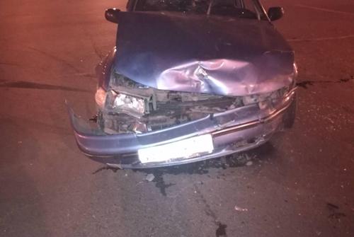 Два человека пострадали в жестком столкновении машин в Тольятти