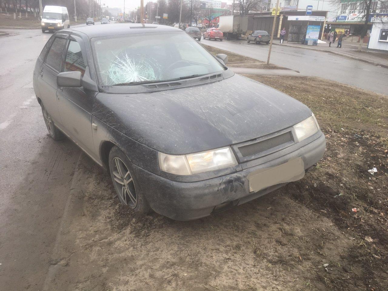 В Тольятти на переходе машина сбила 76-летнюю женщину. Она в больнице