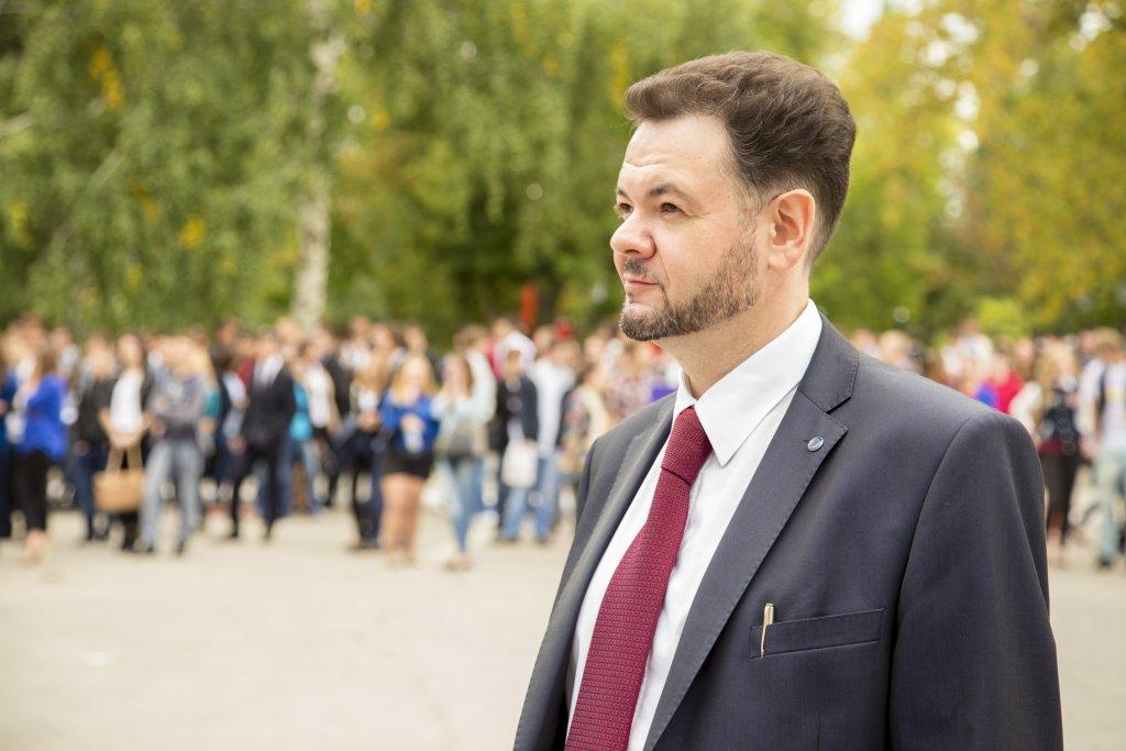 Михаил Криштал переизбран ректором ТГУ