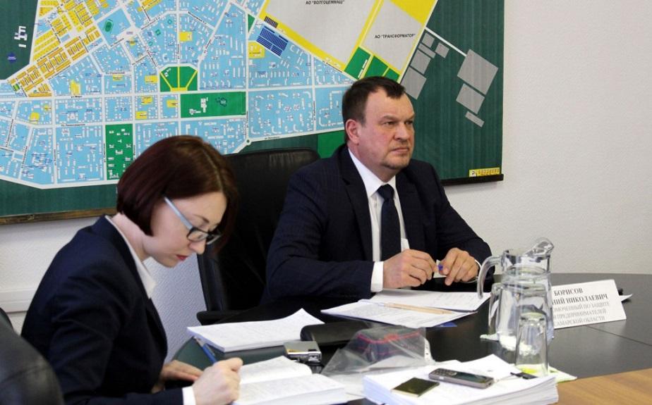С предпринимателями Тольятти готов встретиться Уполномоченный по защите их прав