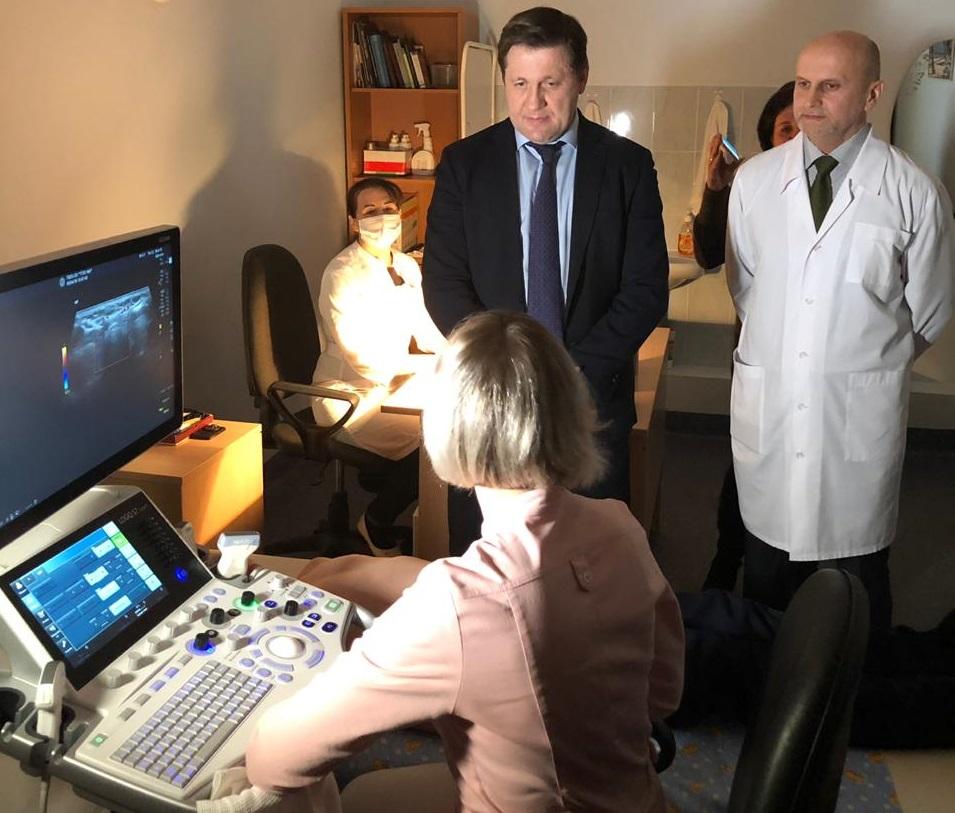В тольяттинской больнице заработал компьютерный томограф после ремонта