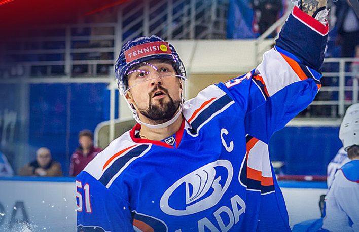 Капитан «Лады» Константин Майоров продлил контракт с клубом