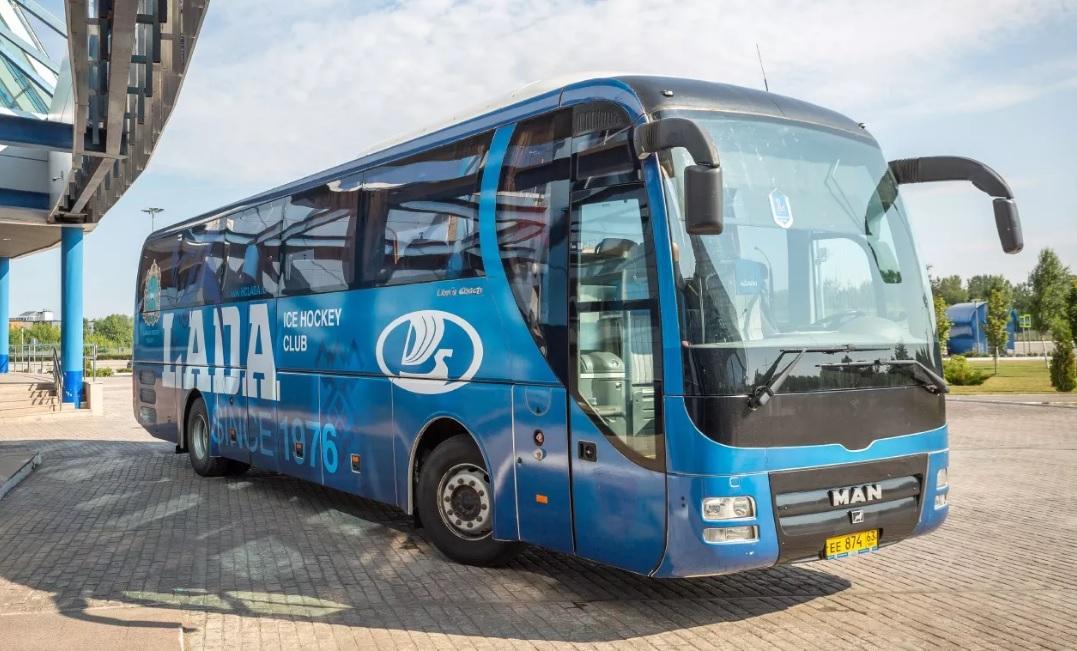 Дизайн формы и автобуса хоккейной «Лады» придумают болельщики