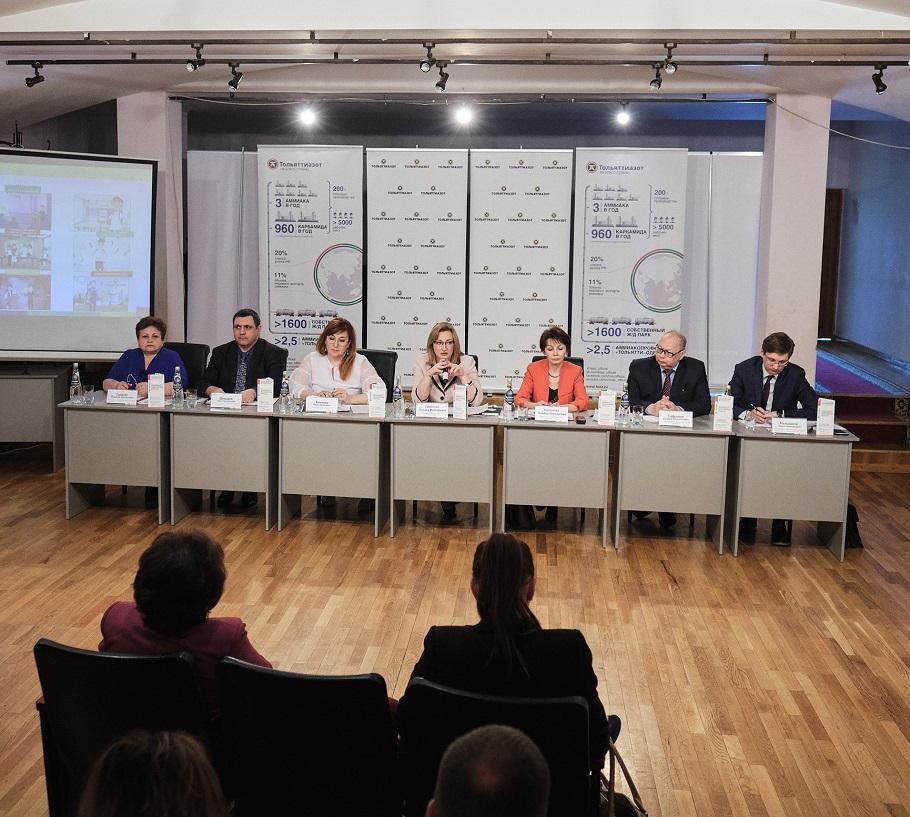 ТОАЗ организует инженерно-технические классы в школах Тольятти