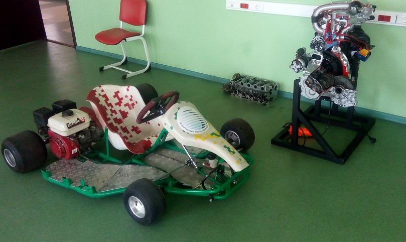 В Тольятти дети будут проектировать и собирать гоночные автомобили