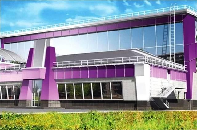 В Тольятти начали строить новый физкультурно-спортивный комплекс