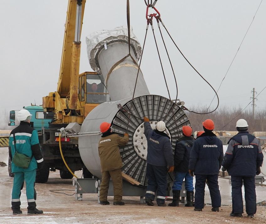 В Тольятти СИБУР внедряет новую технологию бездымного горения на факельной системе