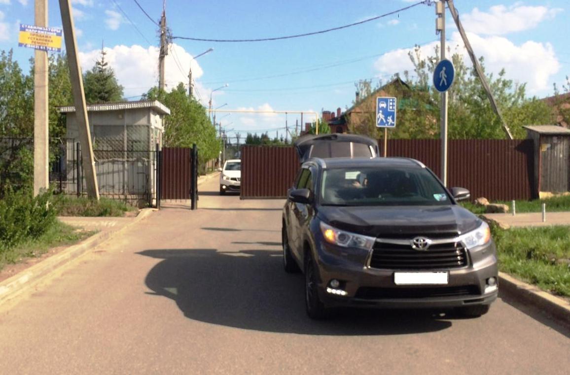 В Тольятти машина сбила молодого велосипедиста