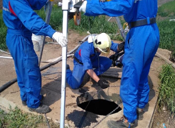 Пошли на помощь в коллектор: В Самарской области на свиноферме погибли трое рабочих