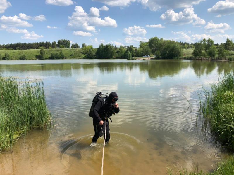 Под Тольятти мужчина утонул в пруду