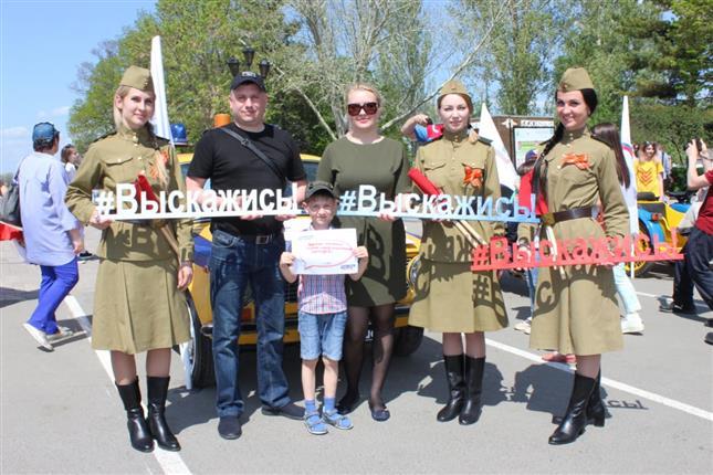 «Выскажись!»: в Самарской области проходит акция в рамках недели безопасности дорожного движения
