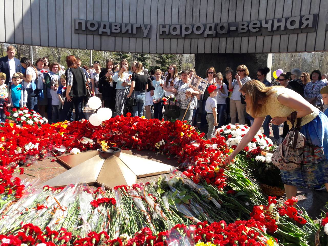 4 салюта в День Победы: Представлена программа праздника в Тольятти