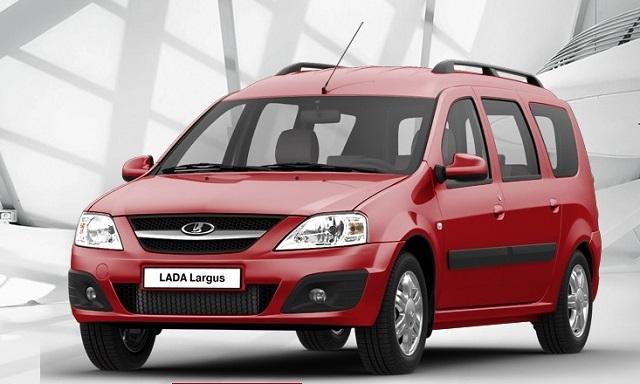АВТОВАЗ отзовет почти 33 тысячи Lada Largus из-за проблем с тормозами