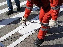 На дорогах Самарской области ведутся гарантийные работы по восстановлению разметки