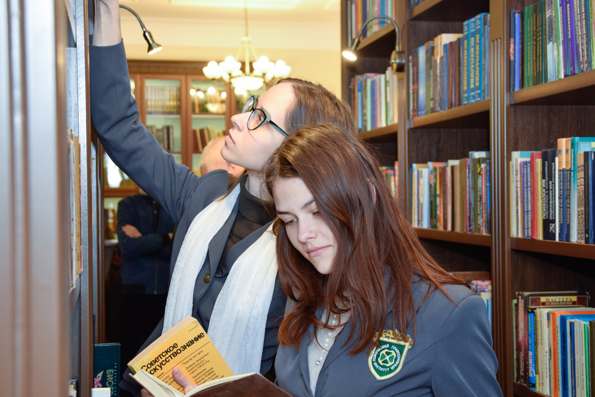 В Тольятти открылась уникальная научная библиотека