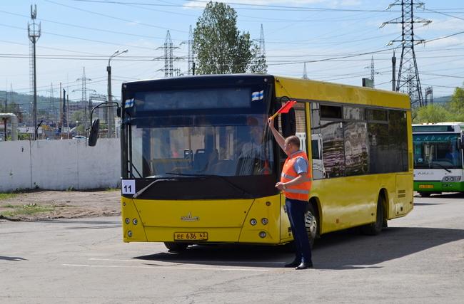 В Тольятти назвали лучших водителей автобусов