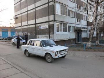 В Тольятти подростки украли машину, чтобы разобрать на запчасти