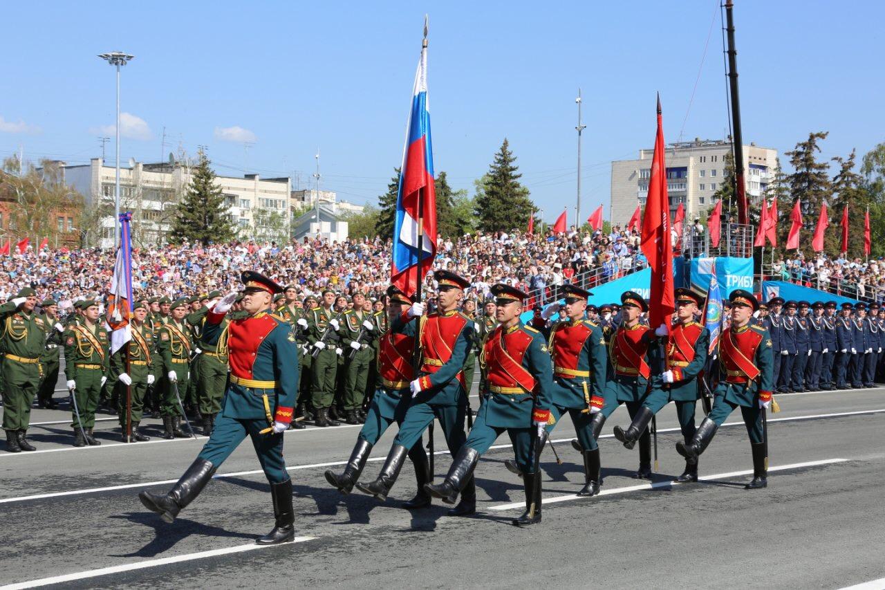 Самарская область отметила 74 годовщину Победы в Великой Отечественной войне