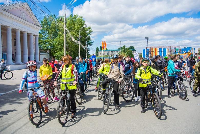 В Тольятти состоялось открытие летнего велосезона-2019
