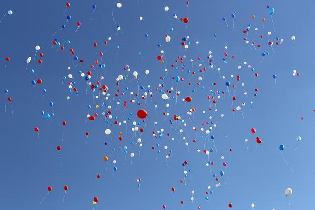 В Самаре по просьбе граждан отказались от запуска шаров на последний звонок