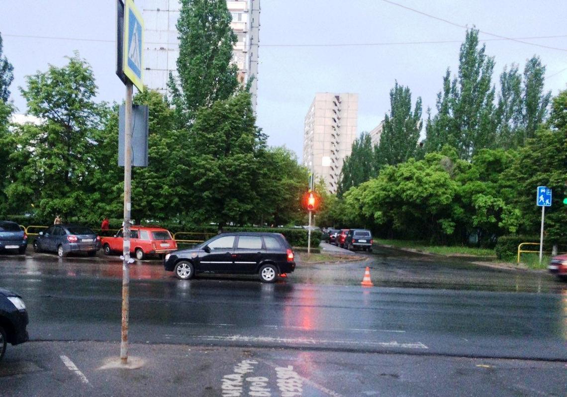 В Тольятти 11-летнего ребенка сбила машина на пешеходном переходе