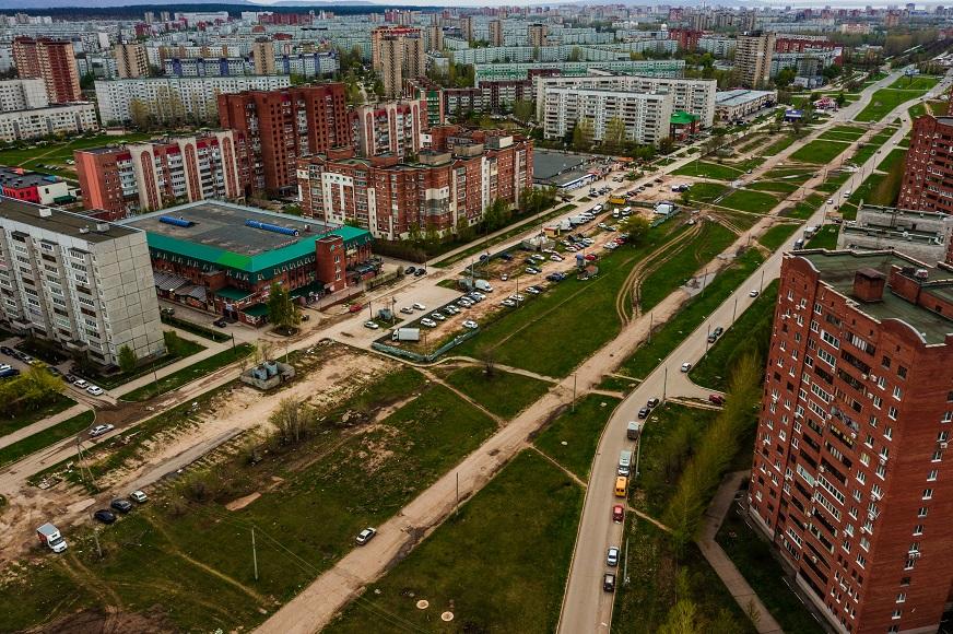 Какие тольяттинские дороги отремонтируют в этом году: список