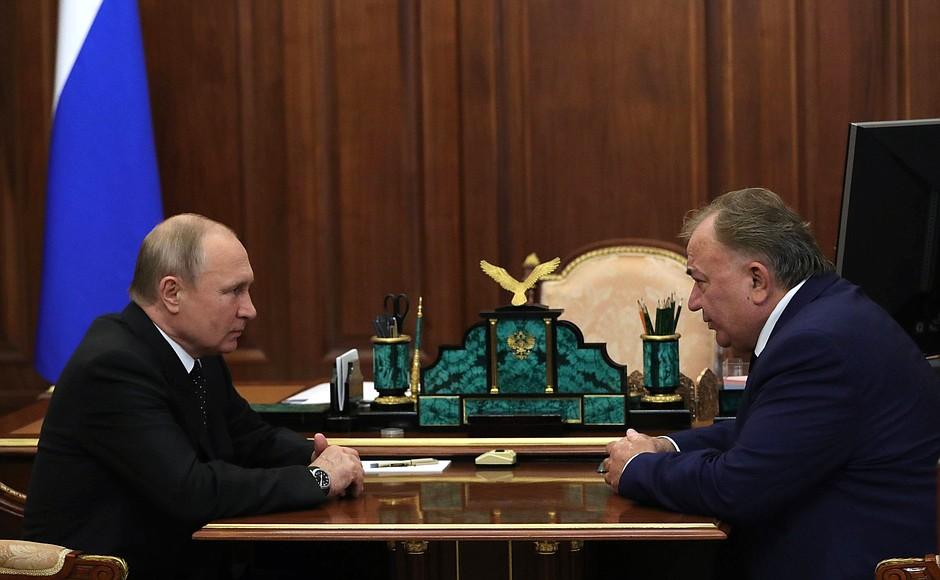 Новым главой Ингушетии стал выходец из Самарской области