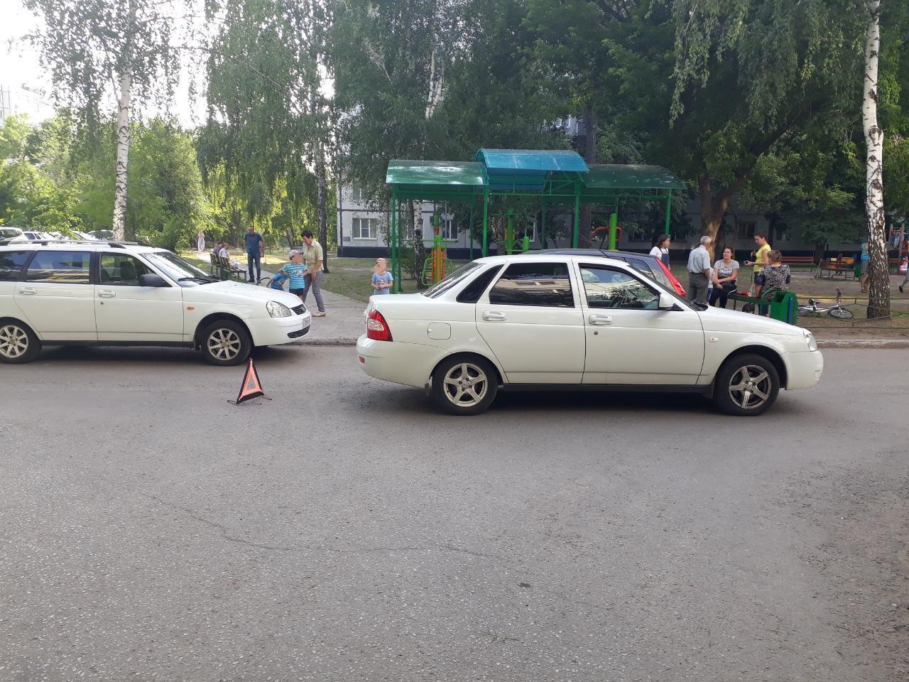 В Тольятти ребенок попал под колеса «Приоры»