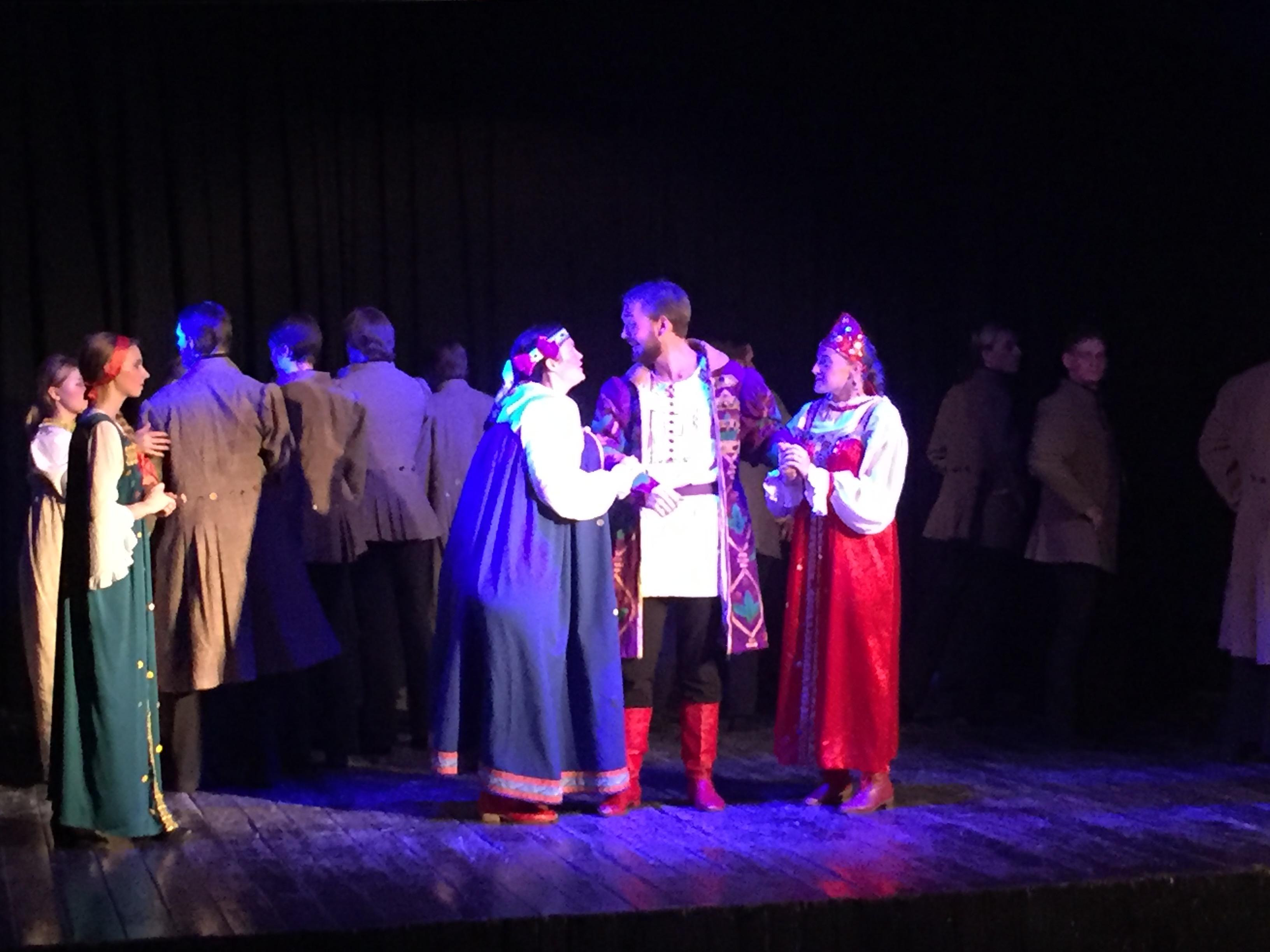 Самарская область готова к окружному туру фестиваля «Театральное Приволжье»