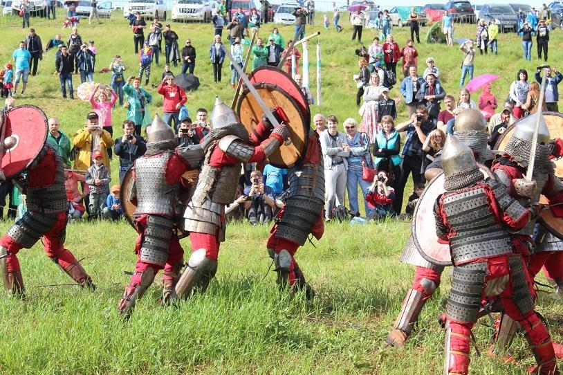 Под Самарой на месте эпохальной битвы Тимура и Тохтамыша пройдет исторический фестиваль
