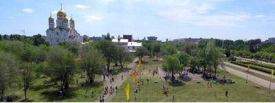 В Тольятти студенту грозит два года тюрьмы за кражу колонок с аллеи «История транспорта»