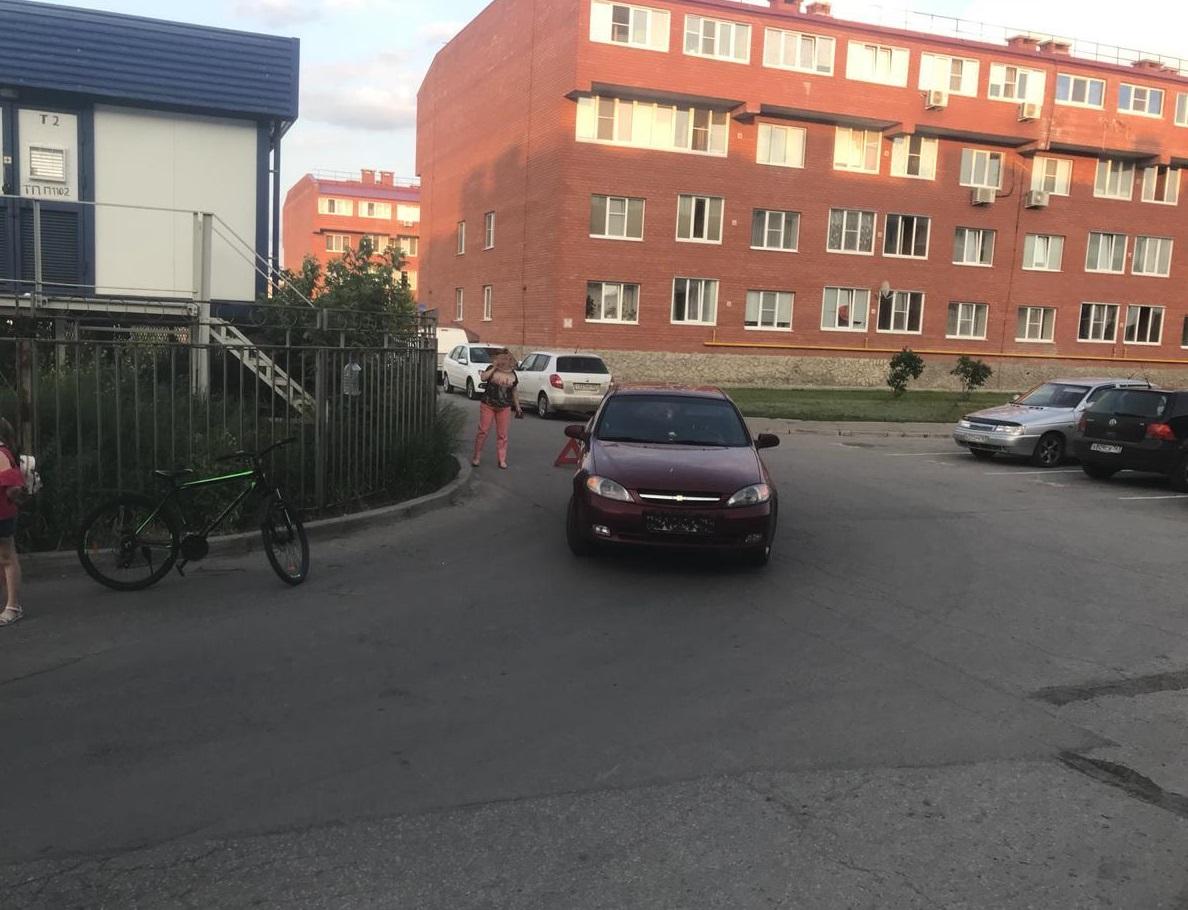 Под Тольятти автоледи сбила девочку на велосипеде