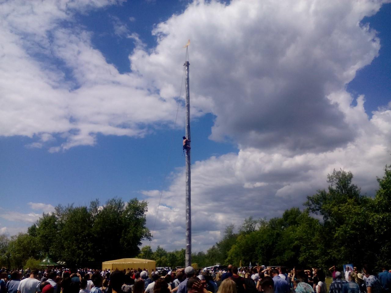 В тольяттинском «Сабантуе» поучаствовало 10 тысяч человек