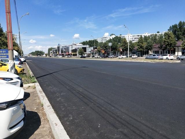 Специалисты оценили ремонт двух тольяттинских улиц