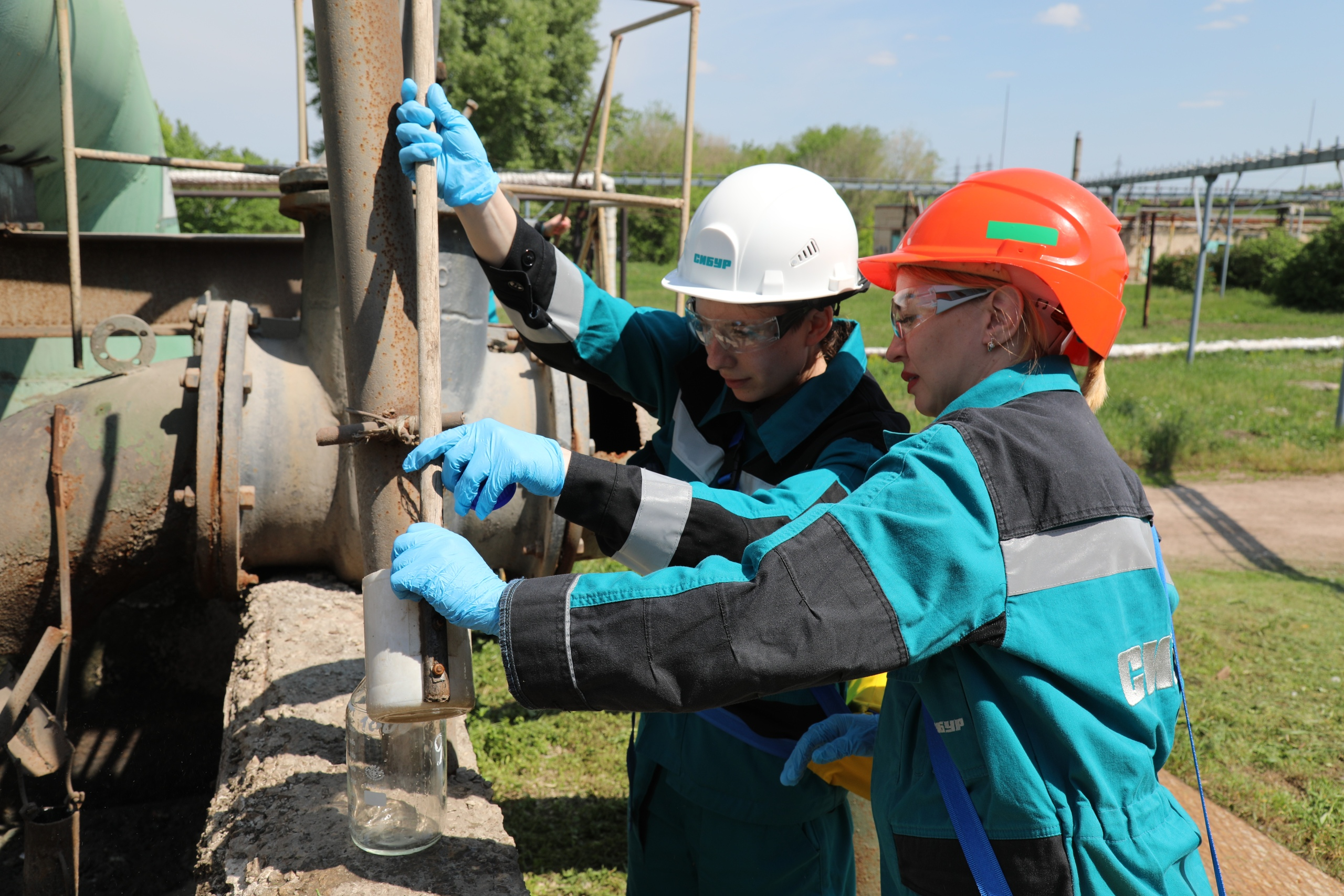 Тольяттинцы могут побывать на производстве синтетических каучуков