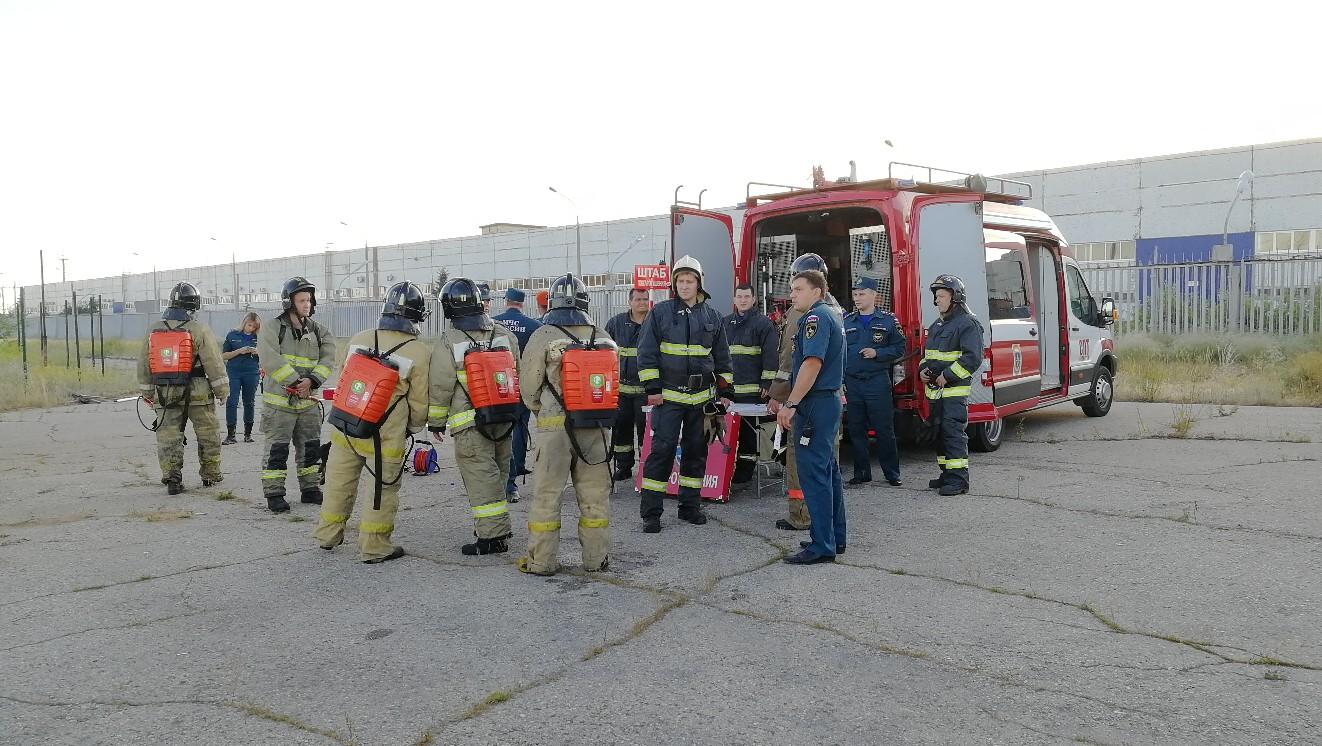 В Тольятти 92 человека тушили лес в районе «АвтоВАЗагрегата»