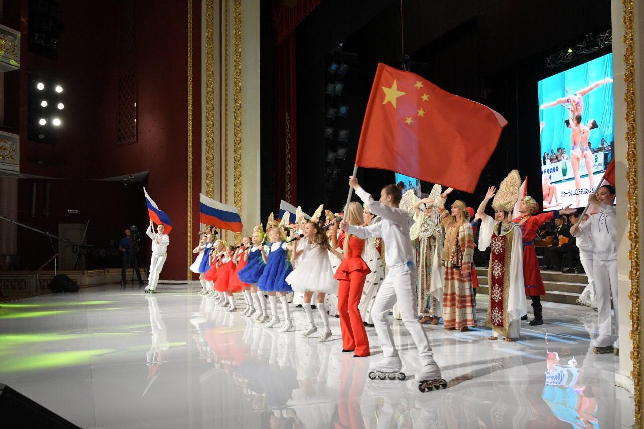 VIII Молодежные Российско-китайские летние игры стартовали в Самарской области