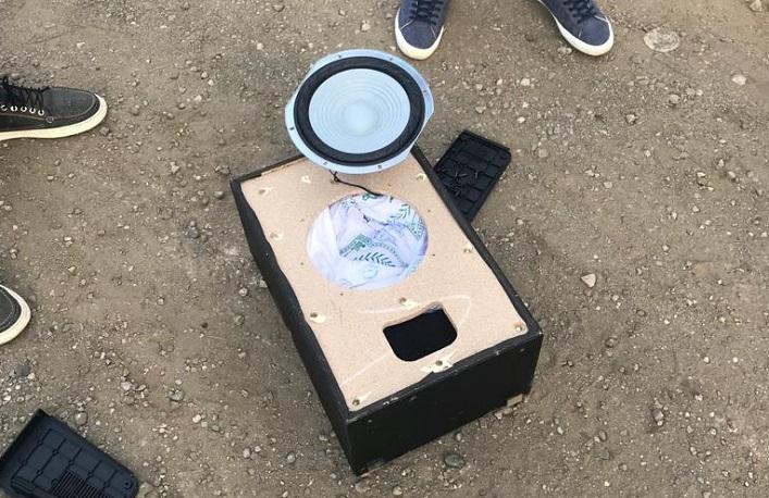 Прятали в колонках: ФСБ вскрыла канал поставок наркотиков в Самарскую область