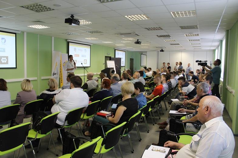 В Тольятти эксперты из США рассказали предпринимателям, как превратить идею в успешный стартап