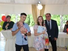 В Тольятти поддержат семьи, в которых сегодня родились дети