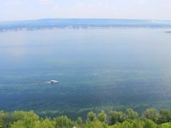 Тольяттинцам напомнили о необходимости присмотра за детьми на воде