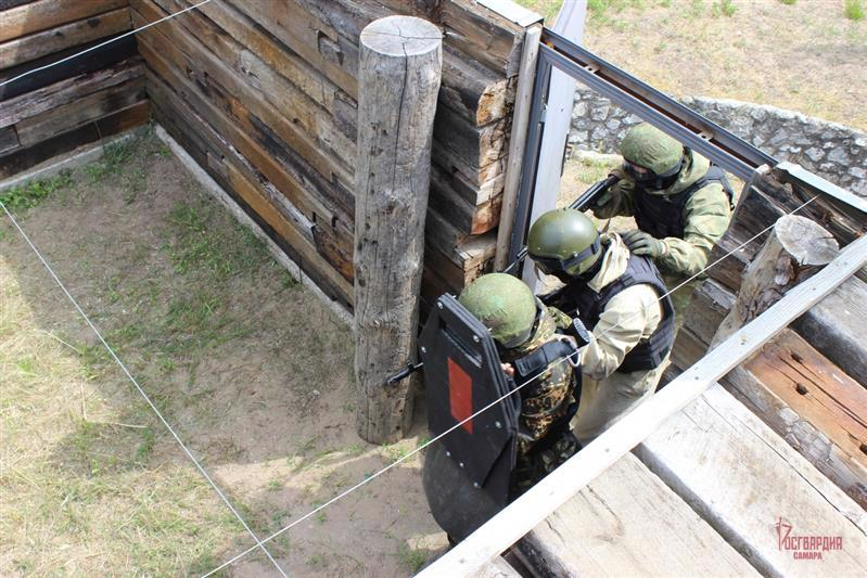 В Тольятти подготовили около 80 бойцов ОМОН