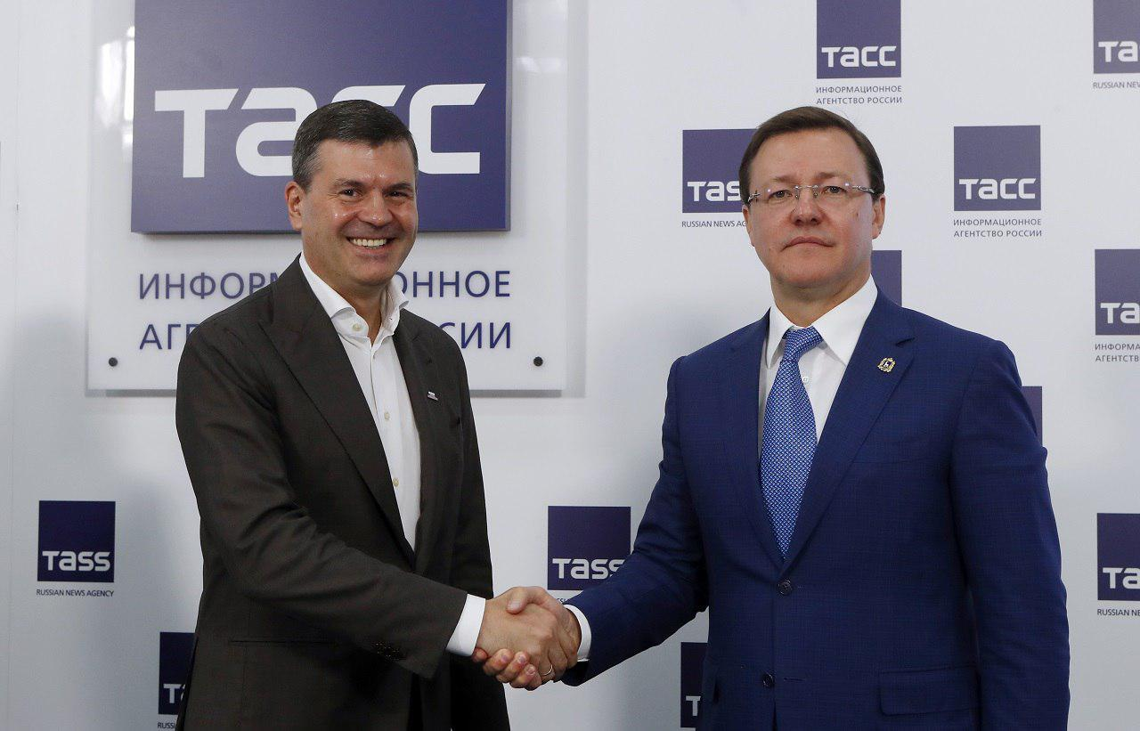 Студенты Самарской области смогут пройти практику в ведущих компаниях страны