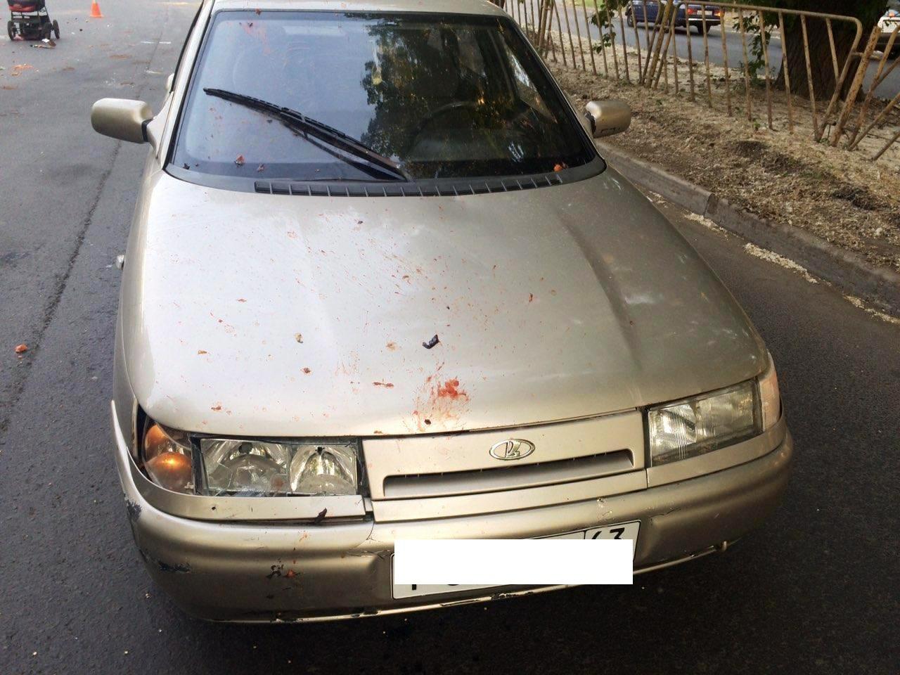 Двое детей попали под машины в Тольятти